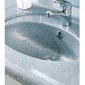 Vasque Carina et équerre porte-serviette Talia