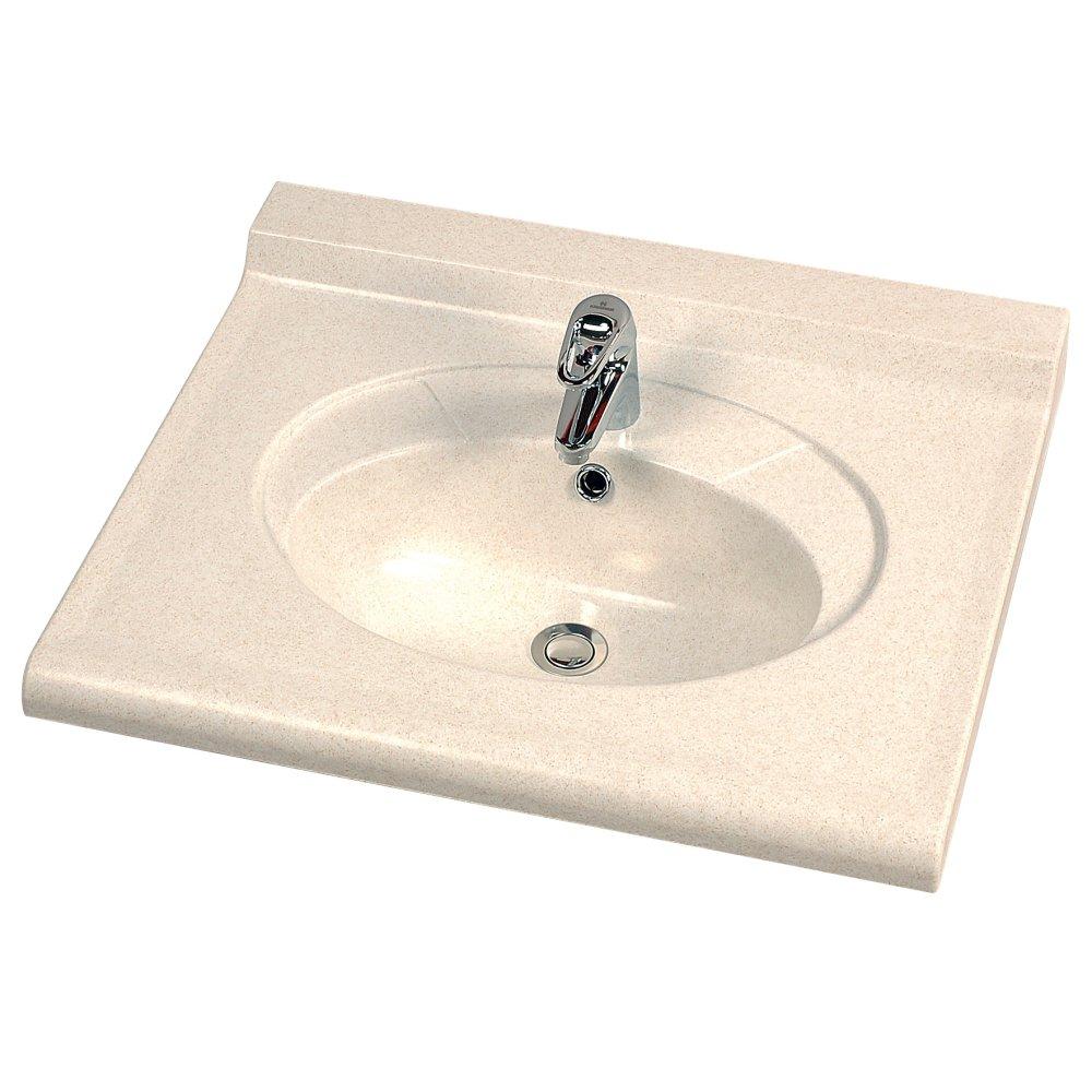 Vasque Carina Titane et équerre porte-serviette Talia