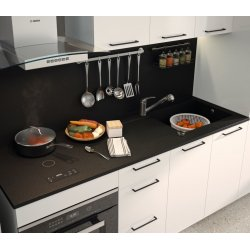 Receveur CAPRI rectangle 80x120 cm